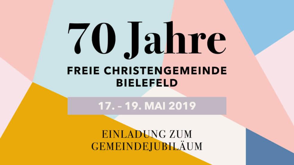 70 Jahre FCG Bielefeld