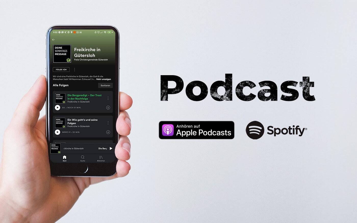 Podcast der FCG Gütersloh